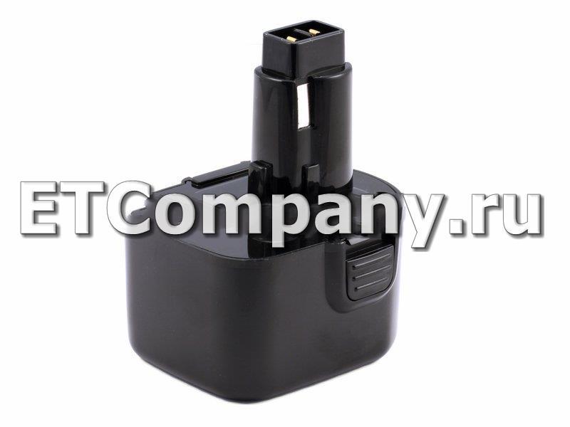 Аккумулятор Black & Decker 1200, CD, FS, GT, GTC, HP, KC, MT, PS, Q, TV серии
