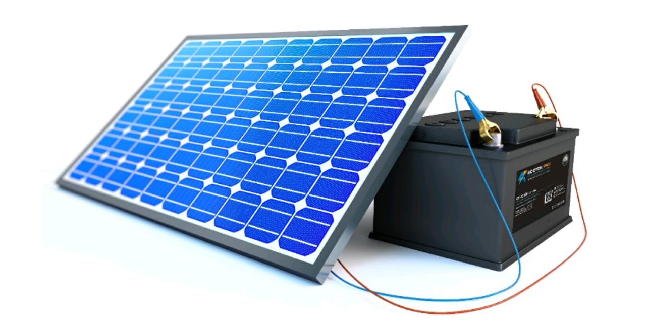 Для солнечных батарей и ветрогенераторов