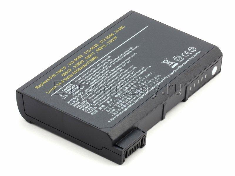 Аккумулятор для Dell Latitude C600, C610, C640
