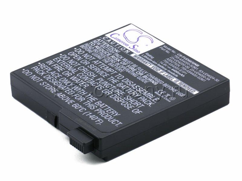 Аккумулятор для Fujitsu Amilo D7551, D7830, D7850