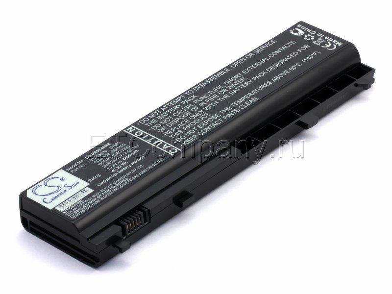 Аккумулятор для BenQ Joybook S31, S32, S52, S53 черный