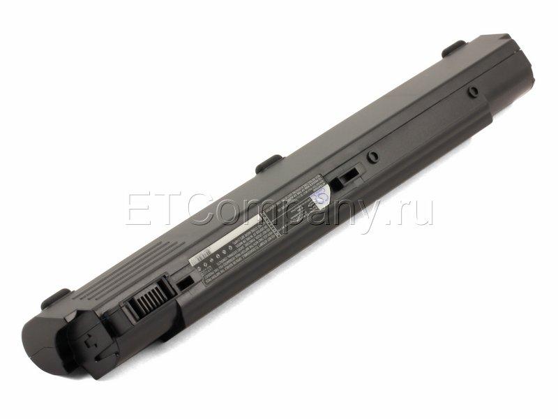 Аккумулятор для MSI Megabook S250, S260, S270 усиленный, черный
