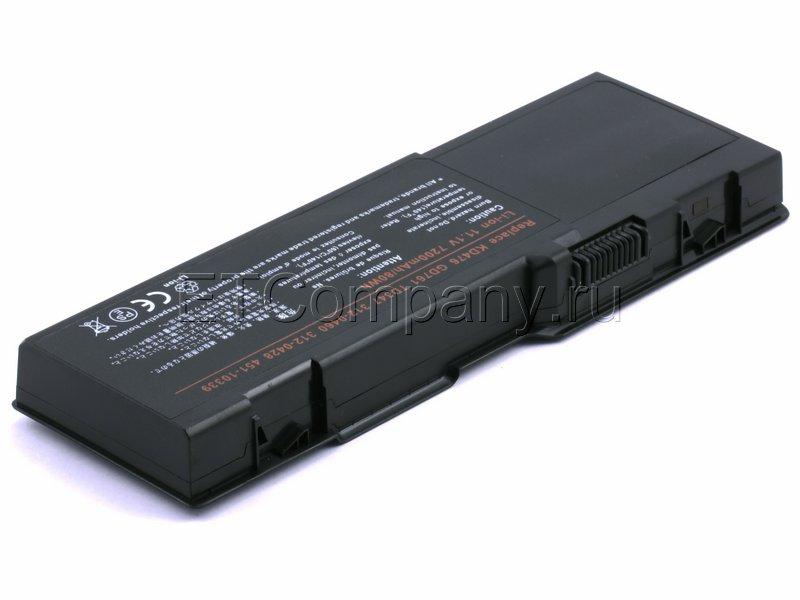 Аккумулятор для Dell Inspiron 1501 усиленный