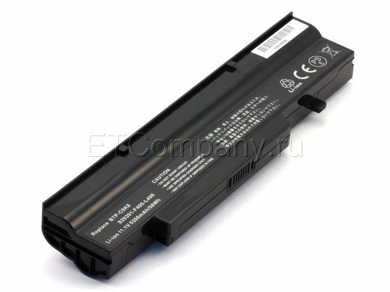 Аккумулятор для Fujitsu Amilo Pro V3405, V3505, V3525
