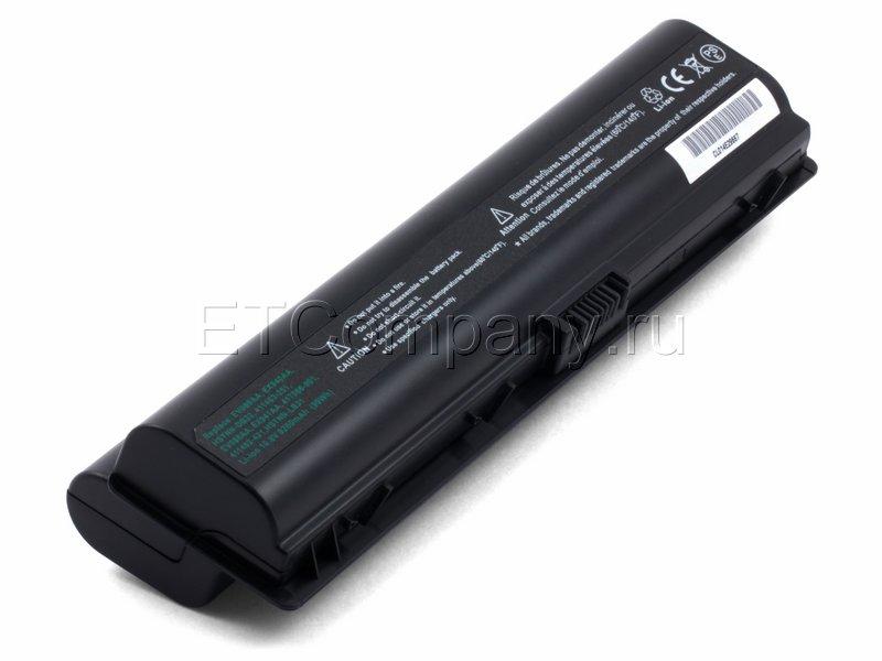 Аккумулятор для Compaq Presario V3000 усиленный