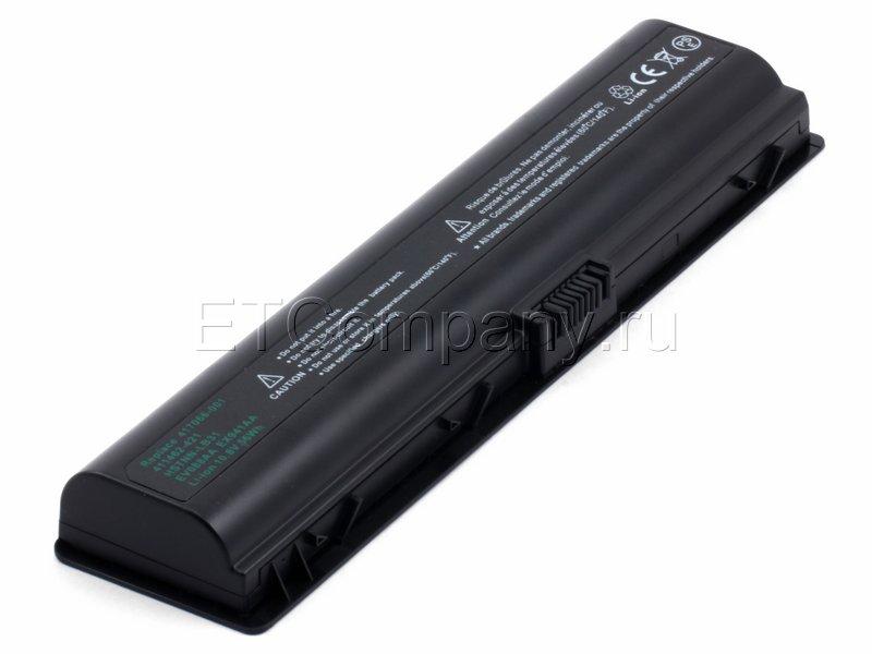 Аккумулятор для Compaq Presario C700, C735, C750, C790