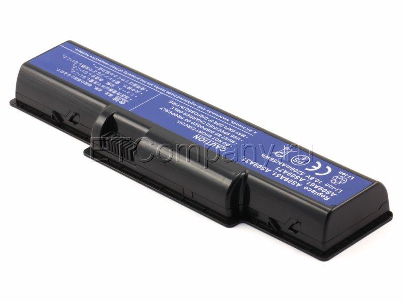 Аккумулятор для Gateway NV78, NV7802