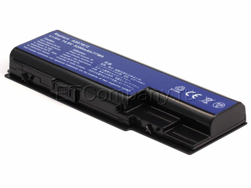 Аккумулятор для Acer Aspire 5520 14.8V