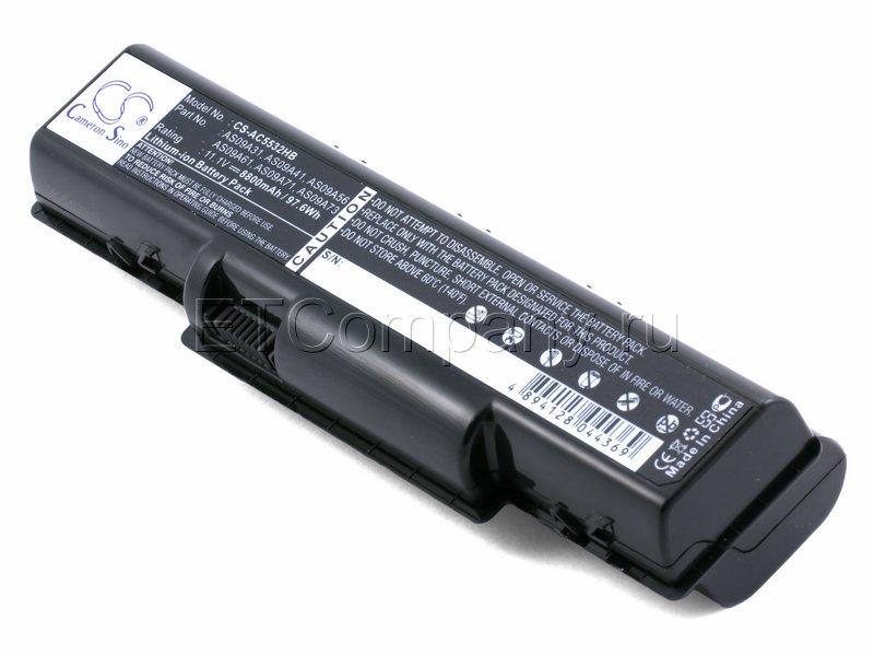 Аккумулятор для eMachines  D525, D725 усиленный
