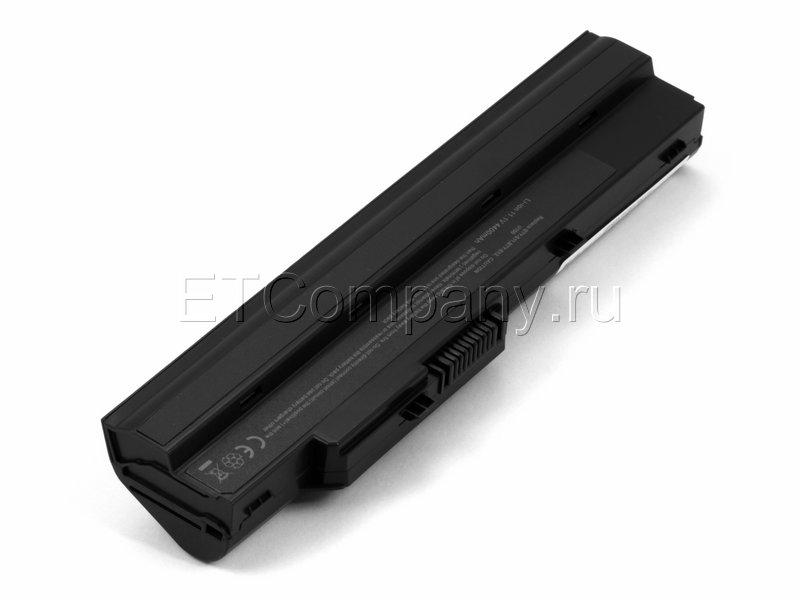 Аккумулятор для MSI WIND U90, U100 черный