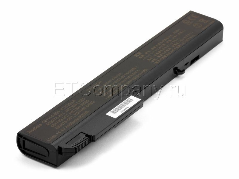 Аккумулятор для HP EliteBook 8530p, 8530w, 8540p, 8540w 10.8V