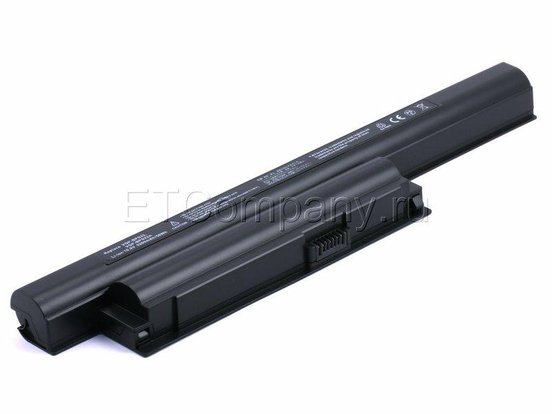 Аккумулятор для Sony Vaio VPC-EB черный