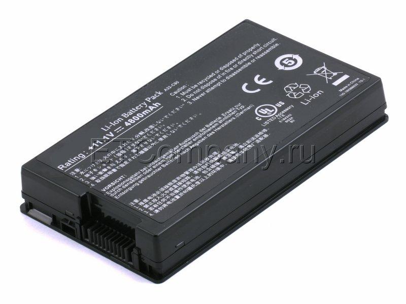 Аккумулятор для Asus C90, черный