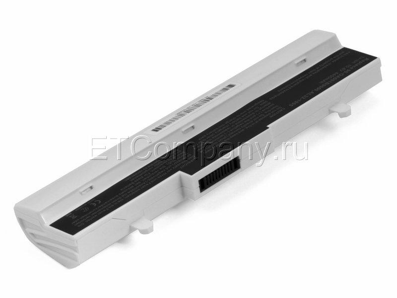 Аккумулятор для Asus Eee PC 1001, 1005, 1101 белый
