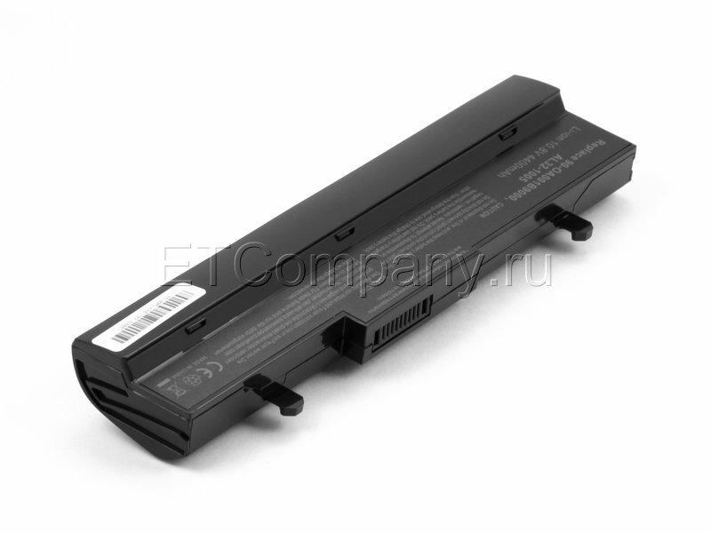 Аккумулятор для Asus Eee PC 1001, 1005, 1101 черный