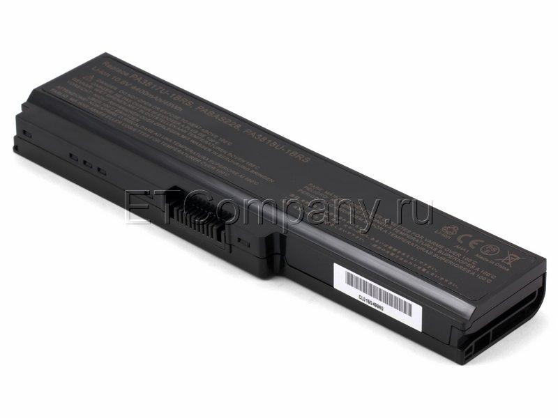 Аккумулятор для Toshiba Satellite A655, A660, A665