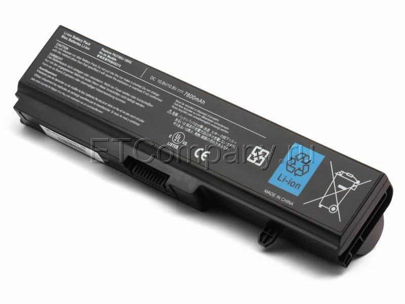Аккумулятор для Toshiba Portege T130, T131 экстраусиленный