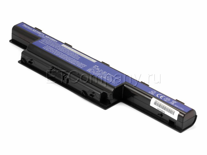 Аккумулятор для Acer TravelMate 4740, 5740