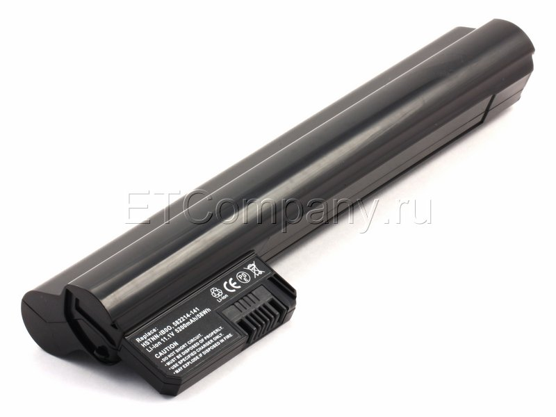 Аккумулятор для HP Mini 210(t)-1000, 2102 серии, черный
