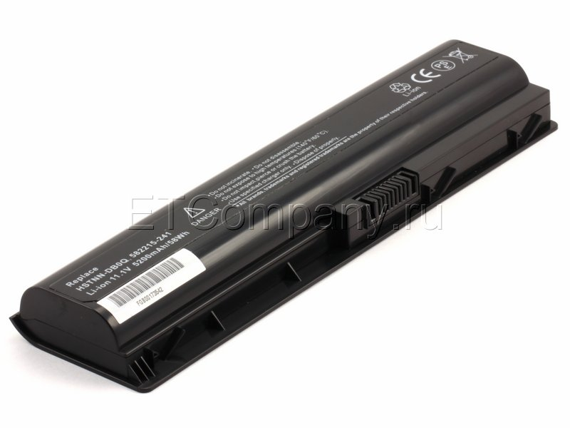 Аккумулятор для HP TouchSmart tm2