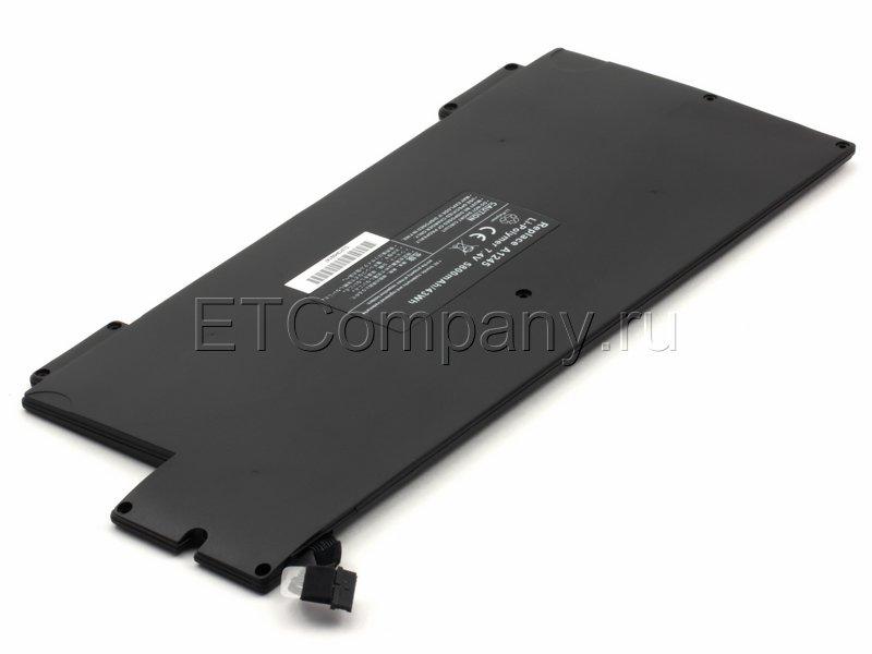 """Аккумулятор для Apple MacBook Air 13"""" (2008, 2009 г.в.), черный"""
