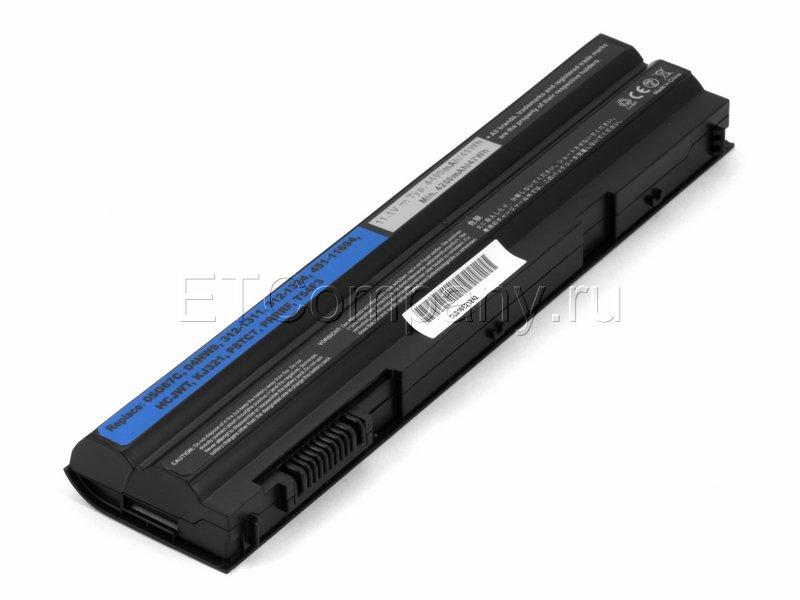 Аккумулятор для Dell Inspiron 15R (5520), 15R SE (7520), 17R (5720), черный