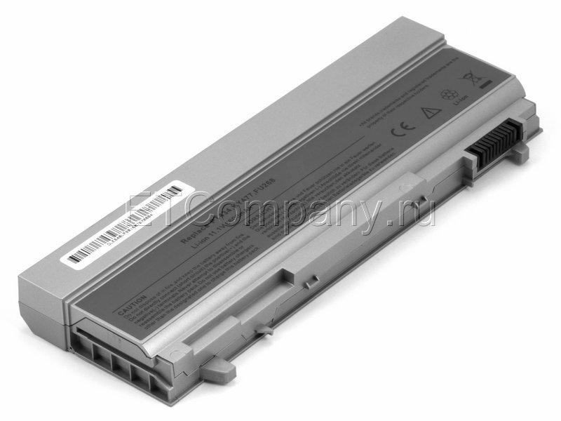 Аккумулятор для Dell Latitude E6400, E6410, E6500, E6510 усиленный
