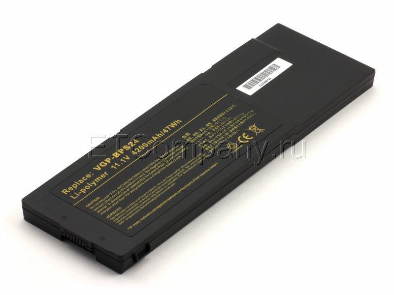 Аккумулятор для Sony VAIO SVS15, VPC-SE серии, черный