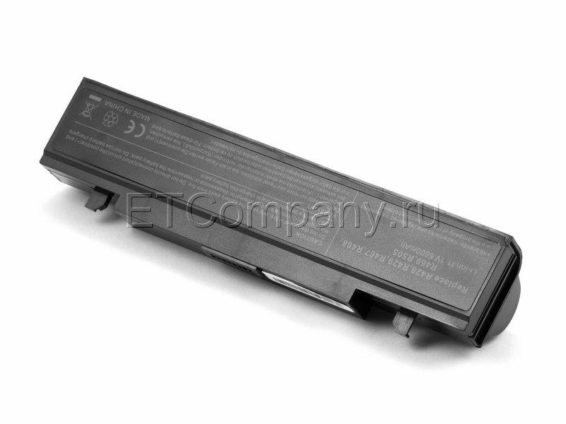 Аккумулятор для Samsung NP 200A, 270, 300E, 300V усиленный, черный