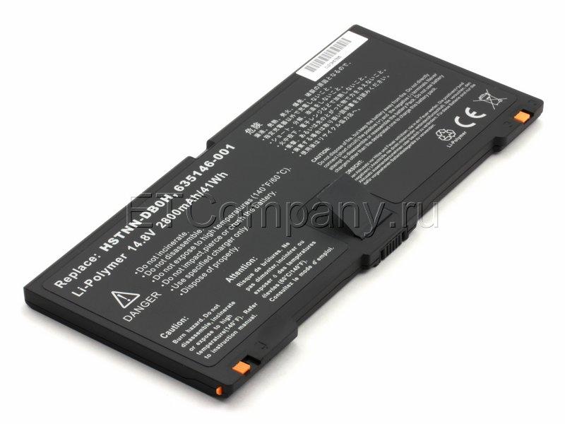 Аккумулятор для HP ProBook 5330m, черный