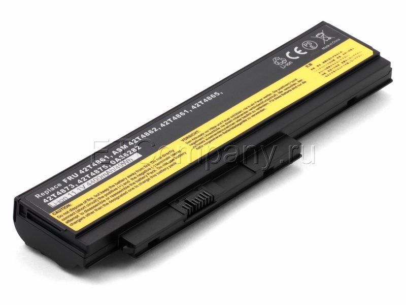 Аккумулятор для Lenovo ThinkPad X220, X220i, X220s