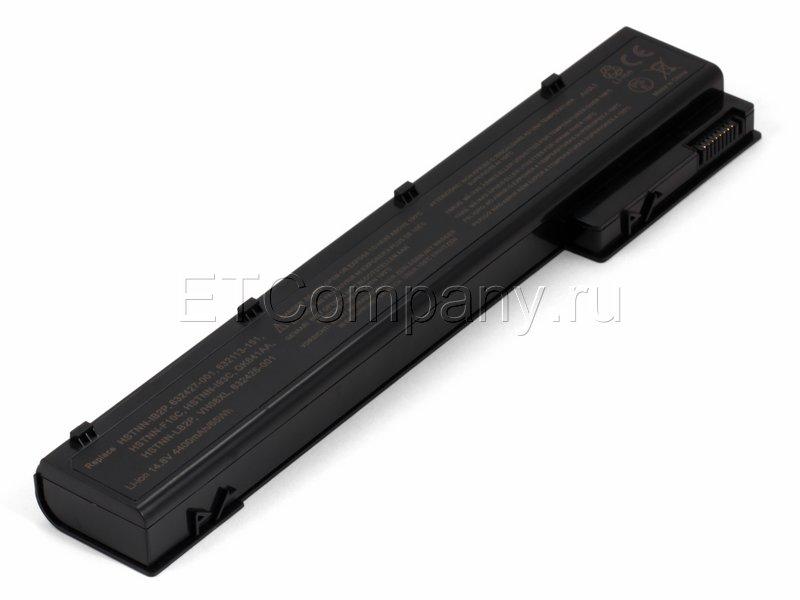 Аккумулятор для HP EliteBook 8560w, 8570w, 8760w