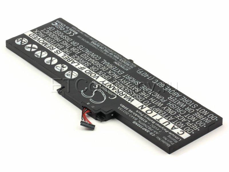 Аккумулятор для Samsung (NP)350U2A, U2B, U2Z серии, черный
