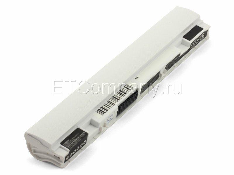 Аккумулятор для Asus Eee PC X101, белый