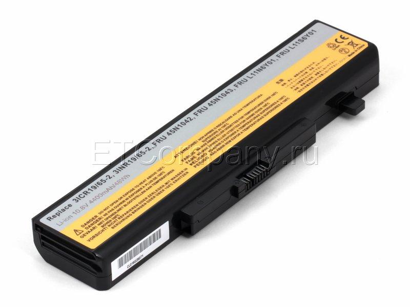 Аккумулятор для Lenovo B480, B485, B490