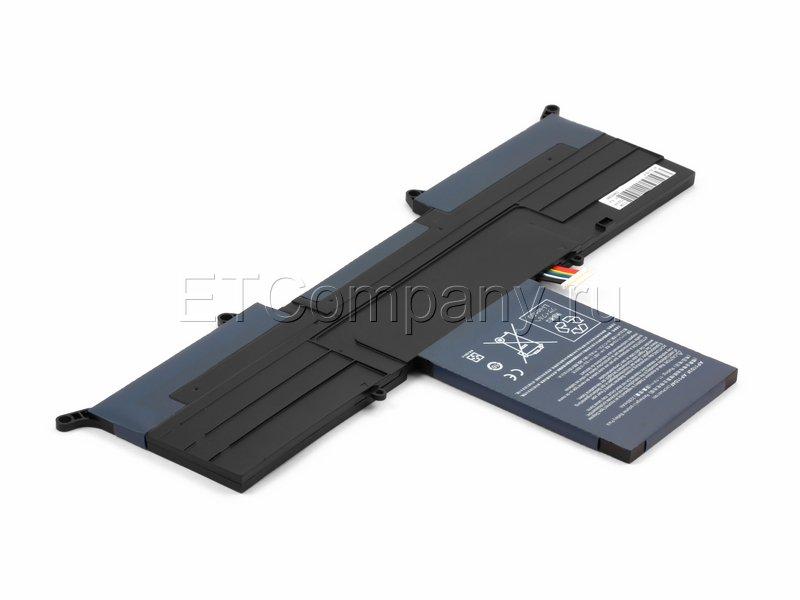 Аккумулятор для Acer Aspire S3-391, S3-951 серии, черный