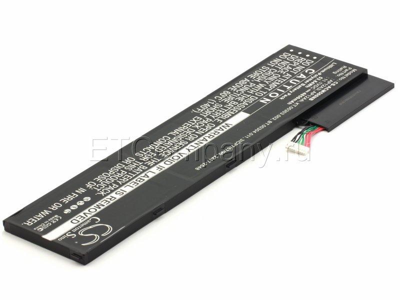 Аккумулятор для Acer Aspire M3, M5, черный