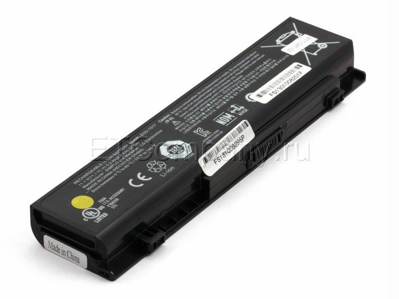 Аккумулятор для LG Aurora S430, S530, P420, PD420 серии, черный