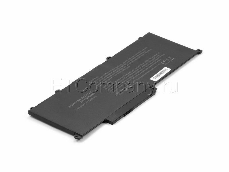 Аккумулятор для Samsung (NP) 900X3C, 900X3D, 900X3E, 900X3F серии, черный