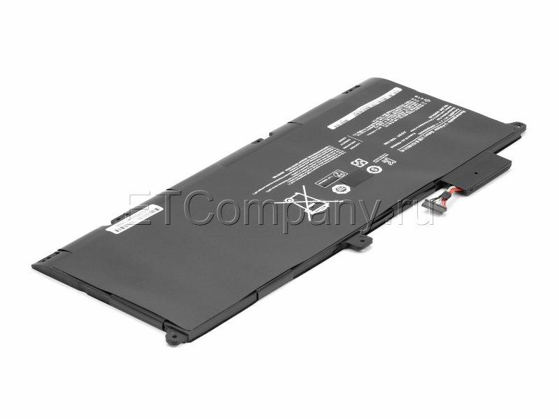 Аккумулятор для Samsung (NP) 900X4B, 900X4C, 900X4D серии, черный