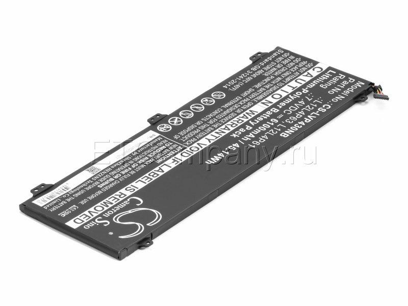 Аккумулятор для Lenovo IdeaPad U330 Touch, U330p, черный