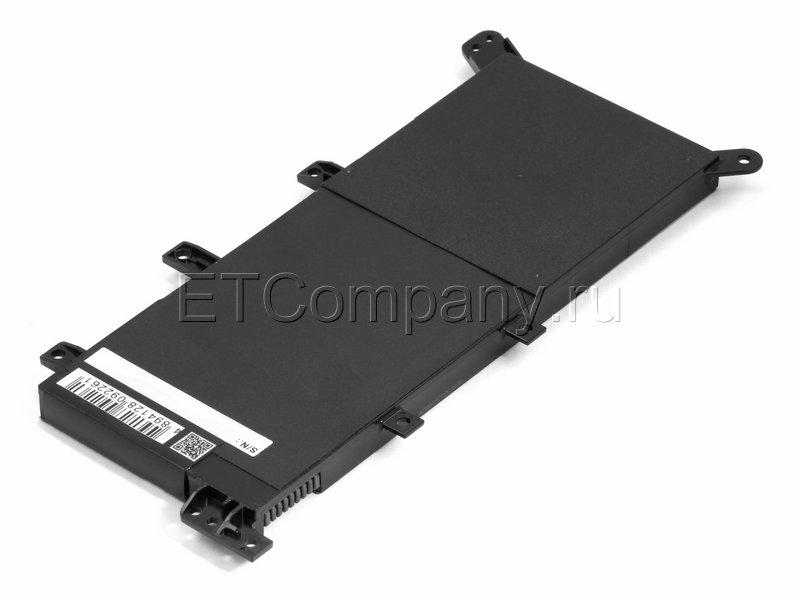 Аккумулятор для Asus X555LA, X555LD, X555LN, X555MA, черный