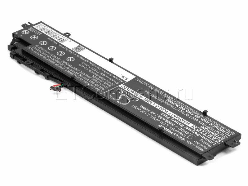 Аккумулятор для Lenovo IdeaPad Y40-70 (Y4070), Y40-80 (Y4080), черный