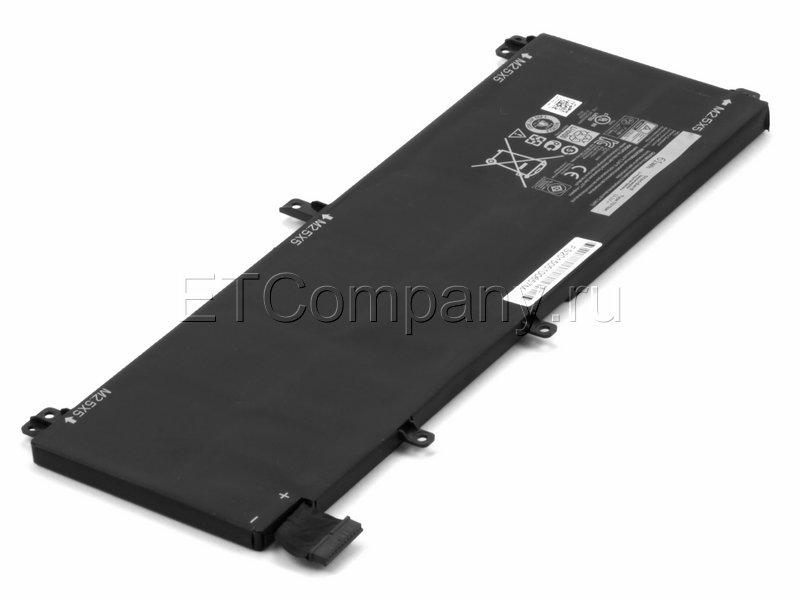Аккумулятор для Dell Precision M3800, XPS 15 (9530), черный