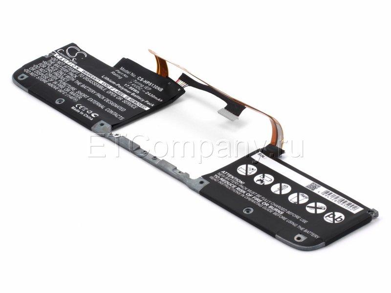Аккумулятор для HP Spectre XT 13 x2 серии, черный