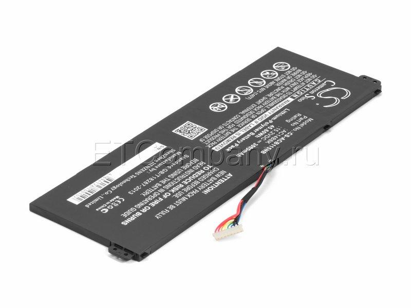 Аккумулятор для Acer TravelMate B115, P236, P276, серии, черный