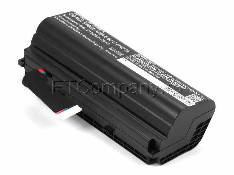 Аккумулятор для Asus ROG G751 серии, черный