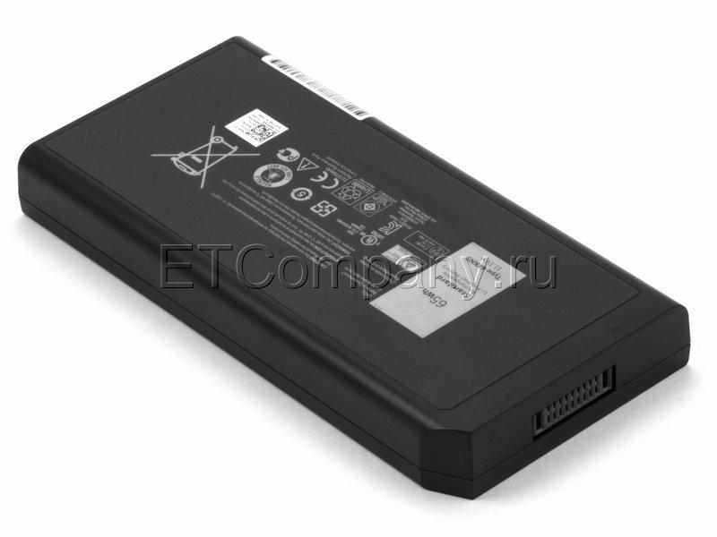 Аккумулятор для Dell Latitude 14 Rugged Extreme (E5404, E7404), черный