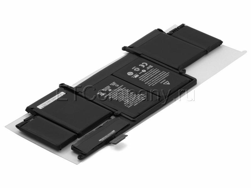 """Аккумулятор для Apple MacBook Pro 13"""" (2015 г. в.), черный"""