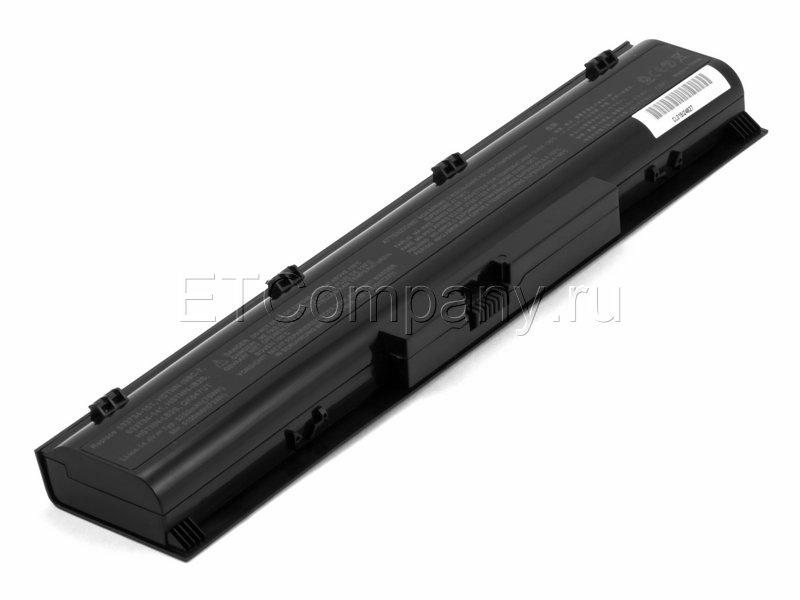 Аккумулятор для HP ProBook 4730s, 4740s, черный